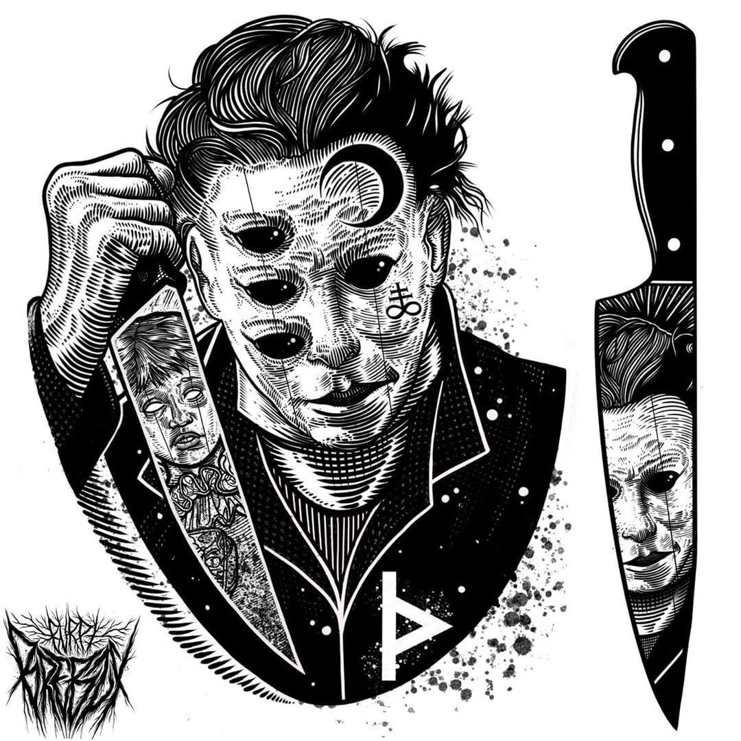 Pin on Michael myers halloween