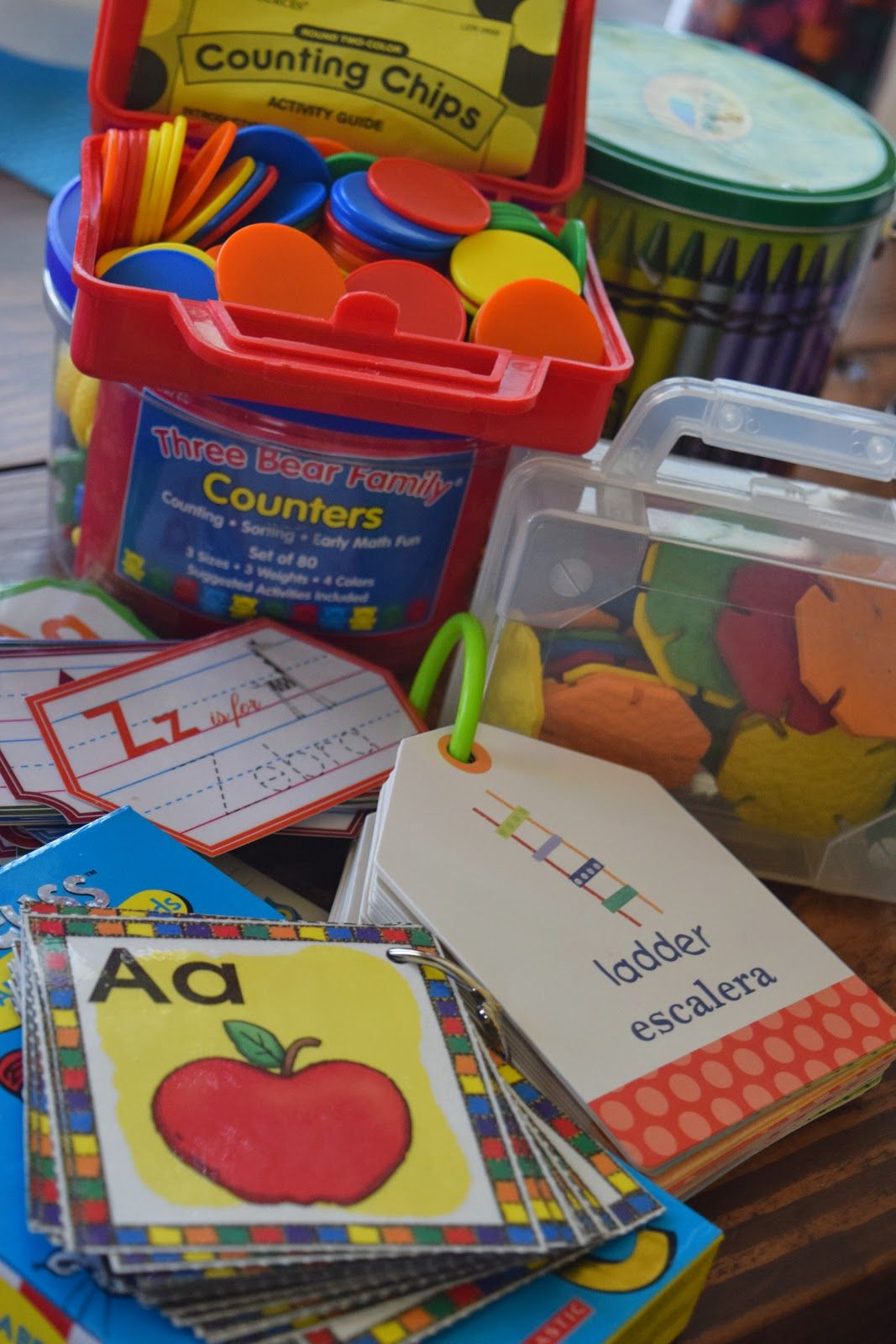 All Kinds Of Things Homeschooling A Three Year Old