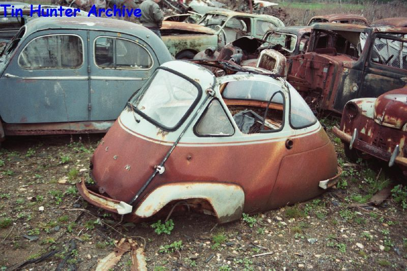 A Velam a french derivate of the successful Isetta This would be