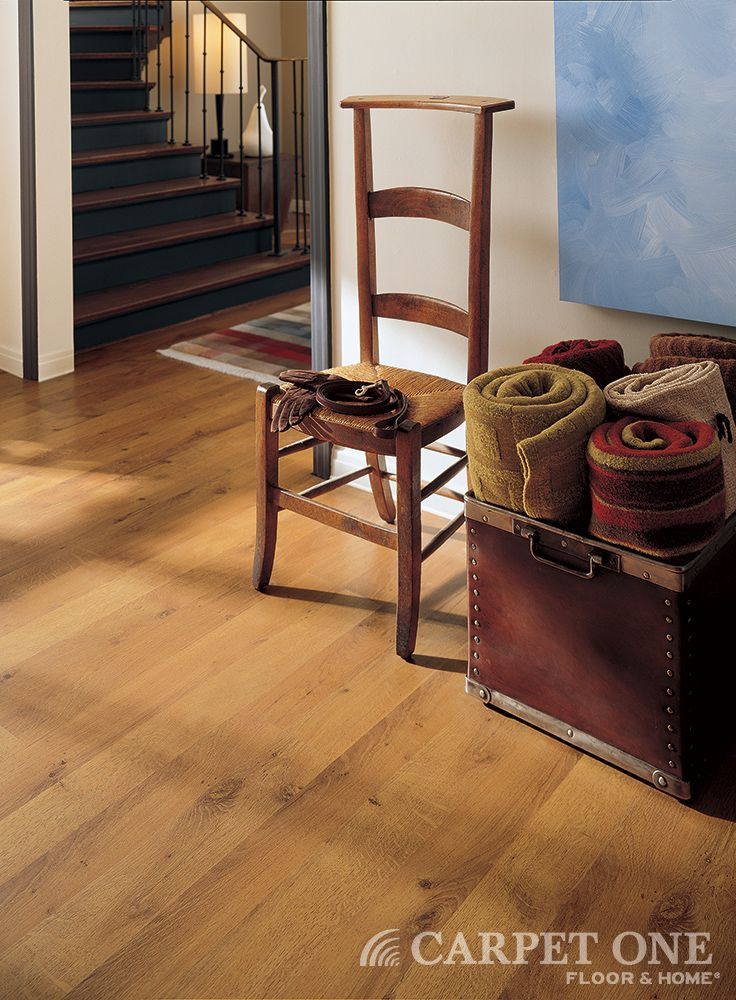 Laminate Floors From Carpet One Are Great For High Traffic