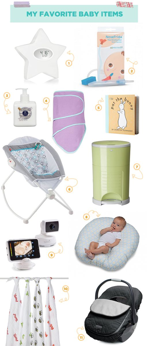 80028840e My Favorite Baby Items