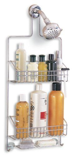 Better Houseware Deluxe Chrome Shower...