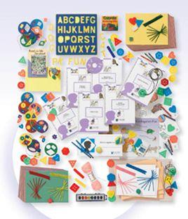 Pre-Kindergarten Homeschool Curriculum