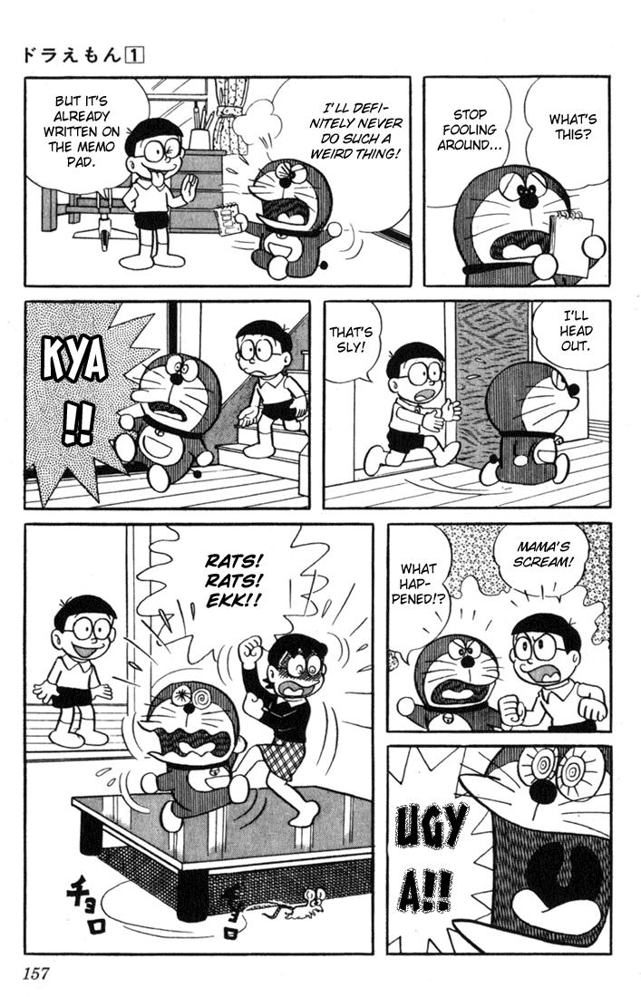 read manga doraemon 013 online in high quality