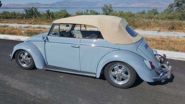 1964 Vw Beetle Convertible For Oldbug
