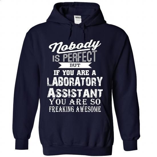 Laboratory Assistant - design your own t-shirt #t shirts design #sleeveless hoodies