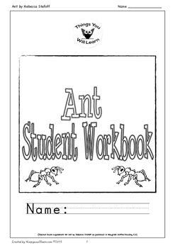 Ant Student Workbook(画像あり)
