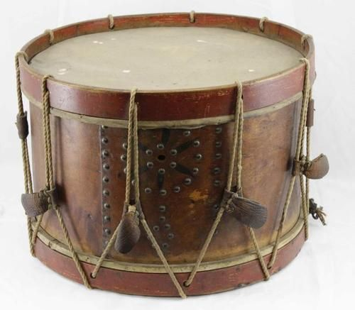 how to make a marching snare drum