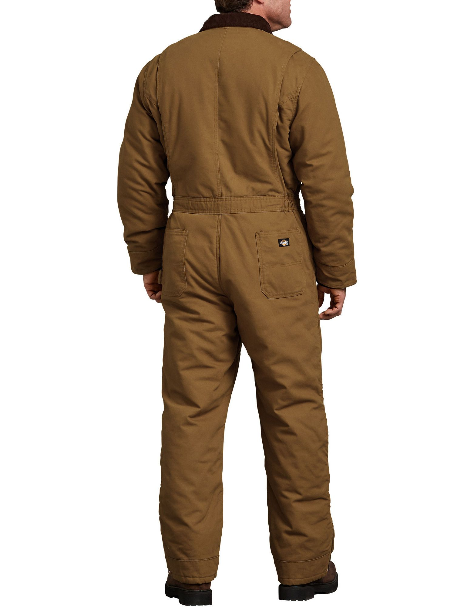sanded duck insulated coveralls insulated coveralls on insulated overalls for men id=45527