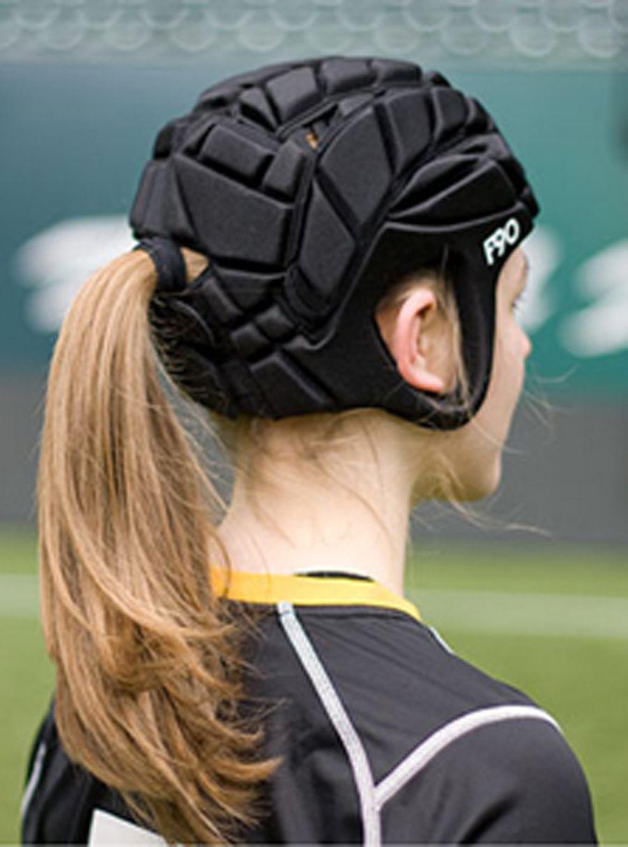 2a555d87 Full 90 FN1 Full Coverage Head Guard | Full 90 Soccer Head Gear ...