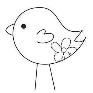 Passerotto Passaro Bird Patrones De Bordado Ideas De