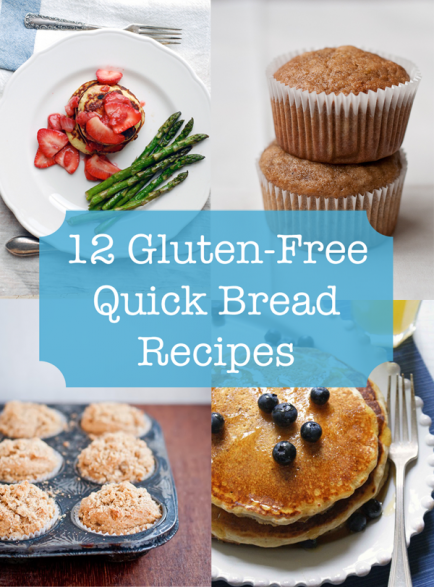 12 Gluten-Free Quick Bread Recipes