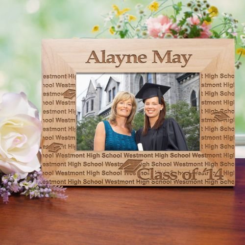 Classof2014 My #Graduation Personalized Wooden Picture Frames ...
