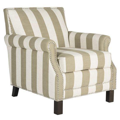Randall Armchair Armchair Club Chairs Furniture