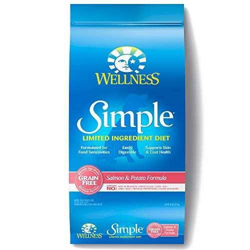 20 Best Dog Food For Sensitive Stomach And Diarrhea In 2019 Wellness Simple Limited Ingredient Diet Dog Food Recipes Limited Ingredient Dog Food Dry Dog Food