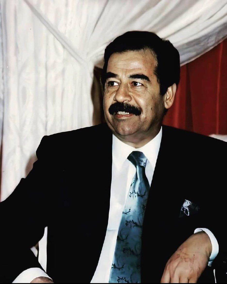 338 Likes 6 Comments Saddam Hussein Saddam3134 On Instagram صدام حسين Follow Sadda Saddam Hussein Fictional Characters Instagram