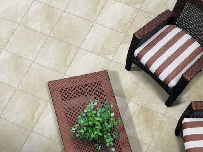 Sabi Lodge Beige Floor Tile | Outdoor Living | Pinterest