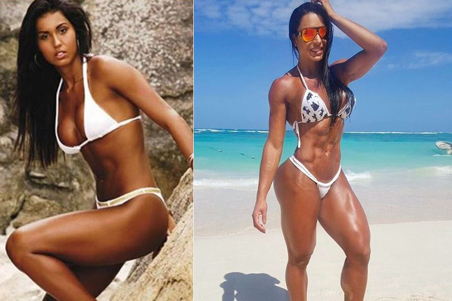 c50fef111bf3c4 Gracyanne Barbosa segue à risca dieta restritíssima e malhação muito ...