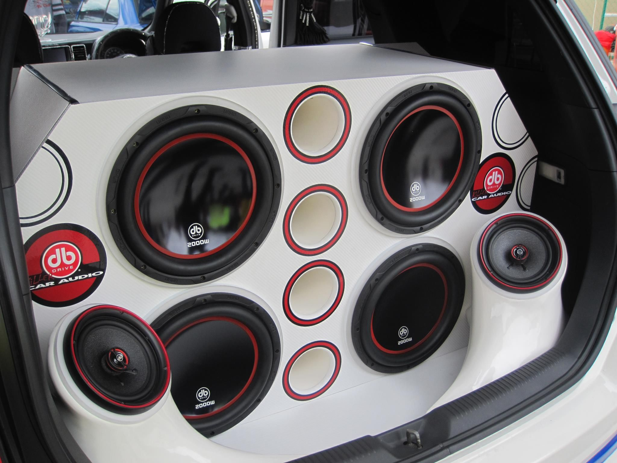 Db drive killer car audio china