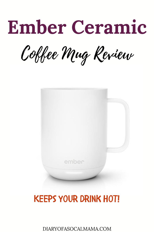 Ember Mug Review Perfect Way To Keep Coffee Hot Coffee Stirrers Mugs Stirrers
