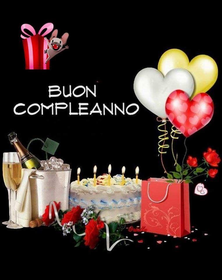 Поздравления с днем рождения итальянца
