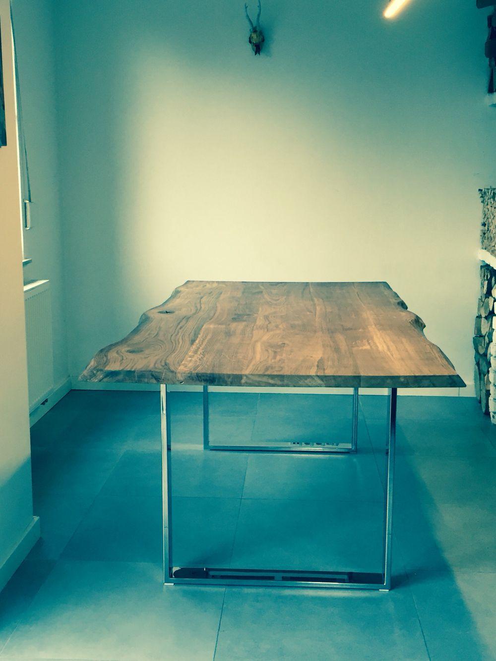 Domowy duży dębowy stół .realizacja Grzegorz Zamykal 516-996997 ...