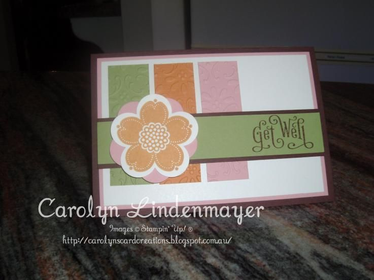 Get Well Card - with Retiring In Colours