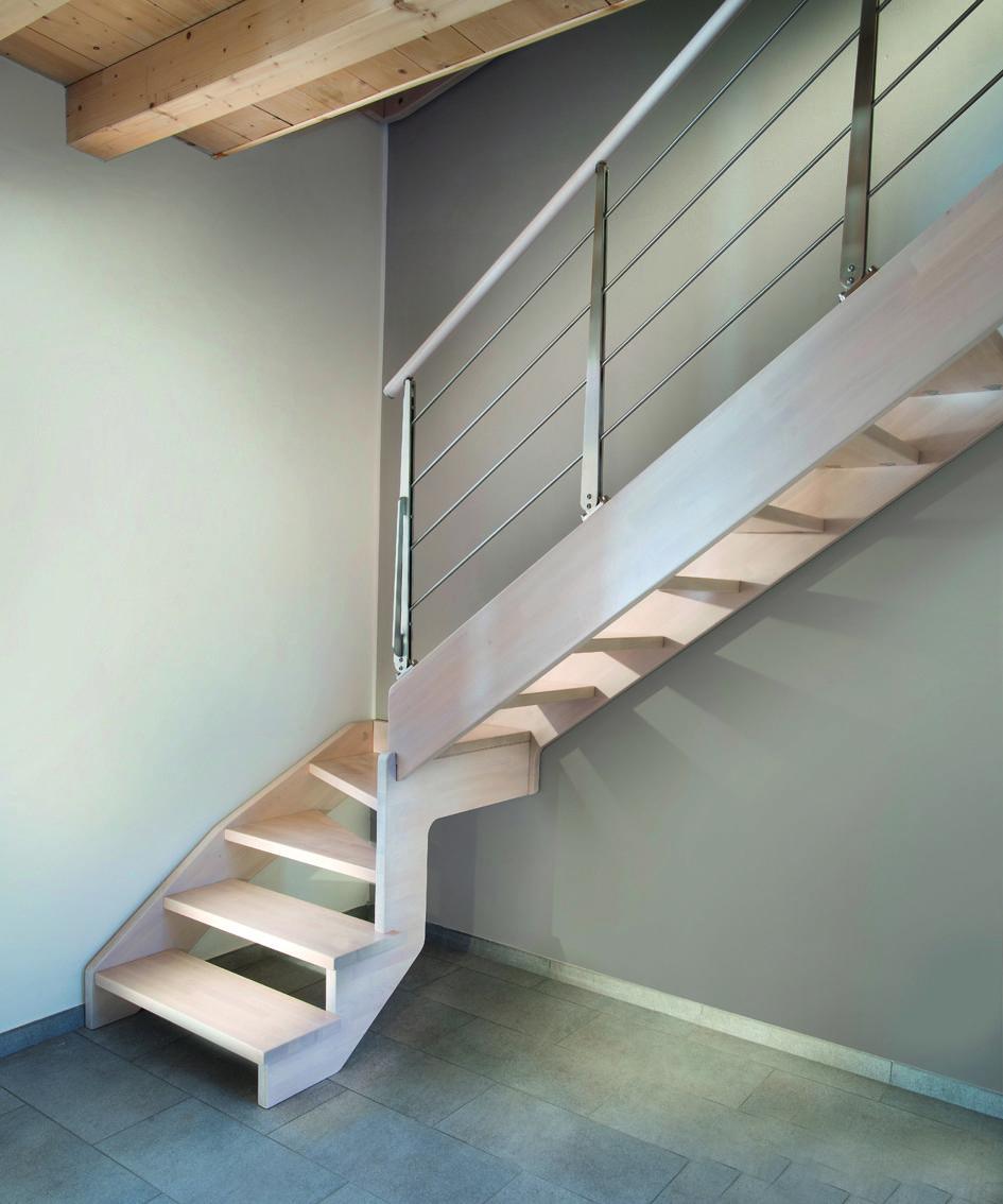 escalier bois design flo 130 vente escaliers droits et 1 4 tournant et escaliers droits et. Black Bedroom Furniture Sets. Home Design Ideas