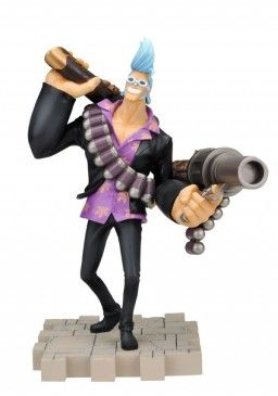 One Piece Film: Strong World - Franky - Ichiban Kuji - Ichiban Kuji One Piece Film ~Strong World~ (Banpresto)