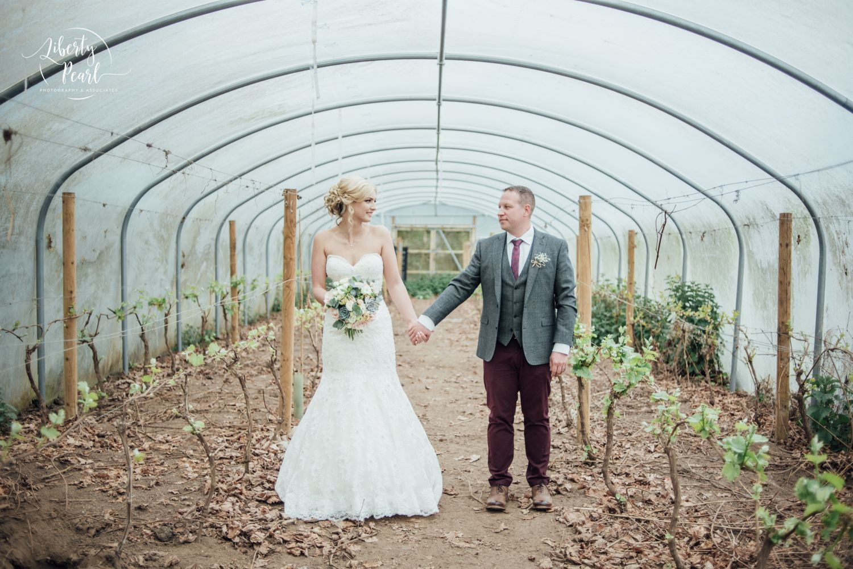 Knightor Winery Cornwall Wedding Venue