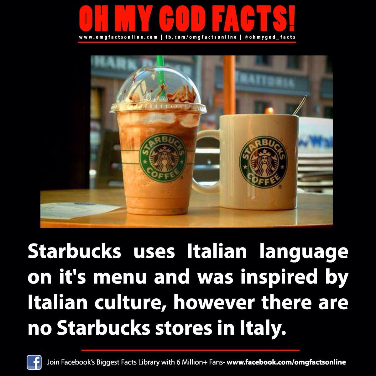 SBUX facts