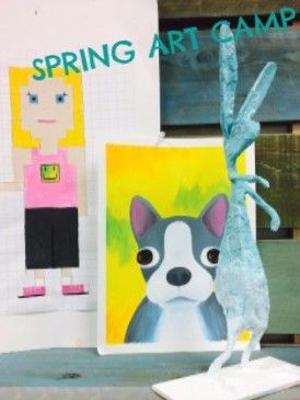 MARCH HAPPENINGS AT VIRIDIAN ART ACADEMY
