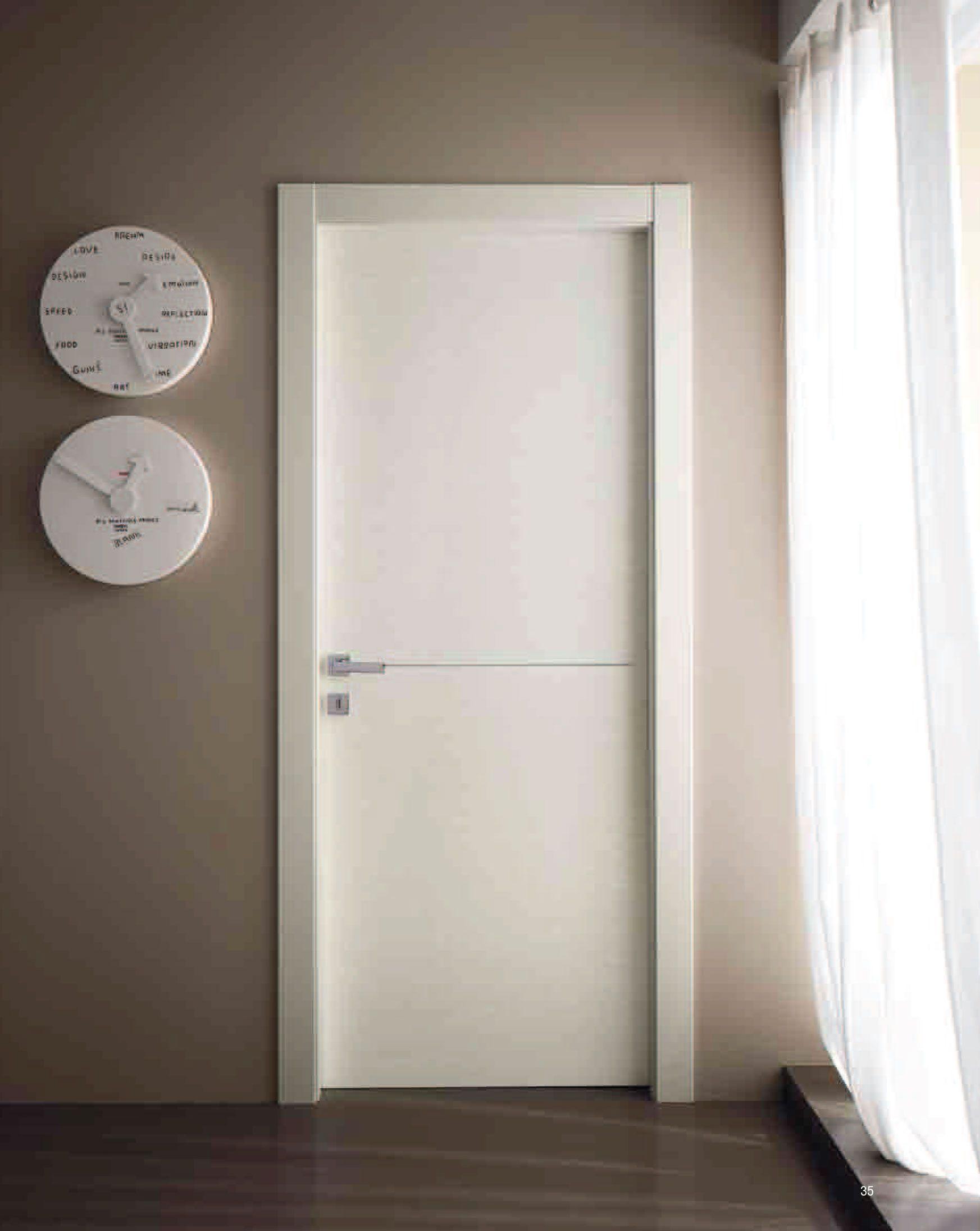 Modern Interior Doors Ideas 30: Awesome Trustile For Doors Design Ideas: Modern Door White