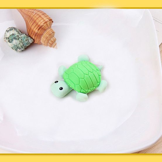 Just in to our Pen collection! Kawaiiiii :3  Turtle Eraser Office Supplies
