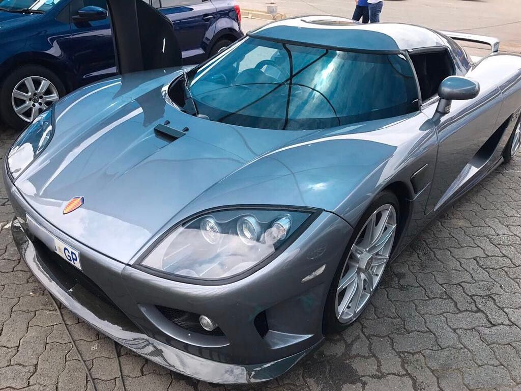 The mighty Koenigsegg CCXR has shown its face for the first time this year  Spotted by @akivankemraj  #ExoticSpotSA #Zero2Turbo #SouthAfrica #koenigsegg #CCXR