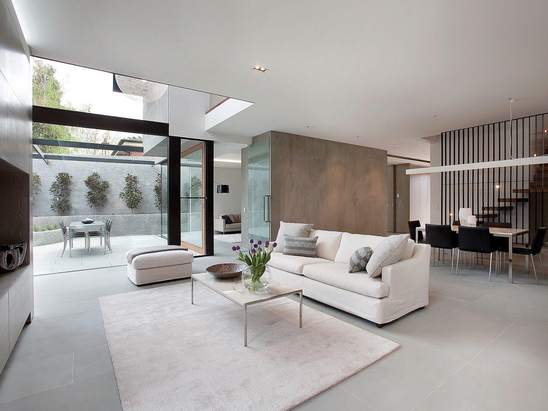 Steve Domoney Architecture Commercial And Residential Architects Melbourne Australia Home Interior Design Home Interior Architecture Living room decor australia
