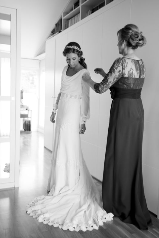 Vestidos de novia rafael nunez
