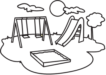 Http Industriouslyemily Blogspot Com 2010 07 Playground Html Drawing For Kids Clip Art Playground