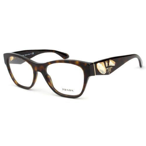 Prada VPR 07R 2AU-1O1   Eyewear fun...   Prada eyeglasses, Prada ... ddd85b1853
