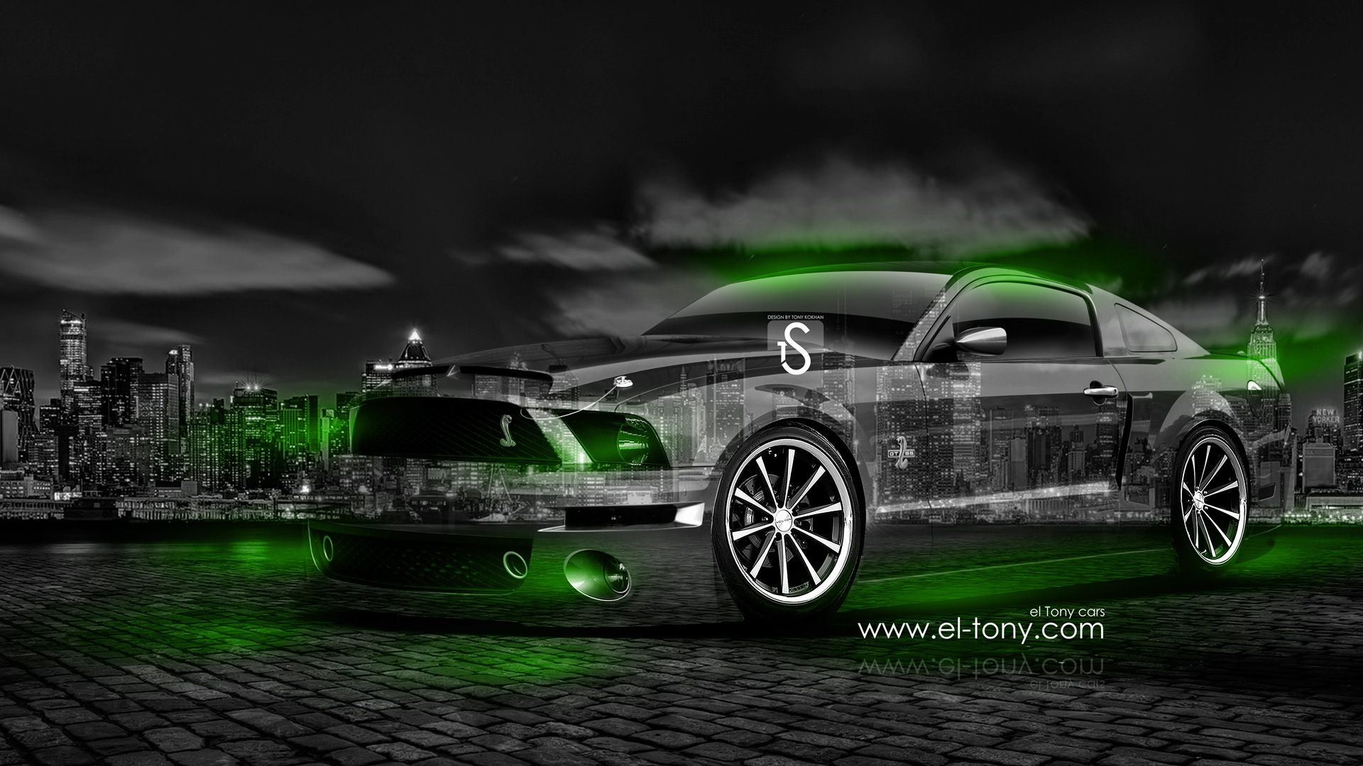 Lovely Beau Explore Green Mustang, Bmw Cars, And More!