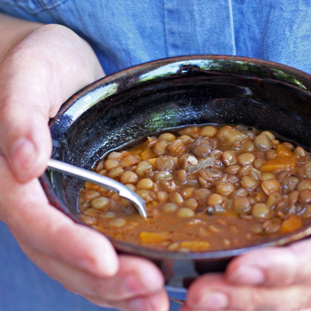 Classic Lentil Soup (Zuppa di Lenticchie) Recipe