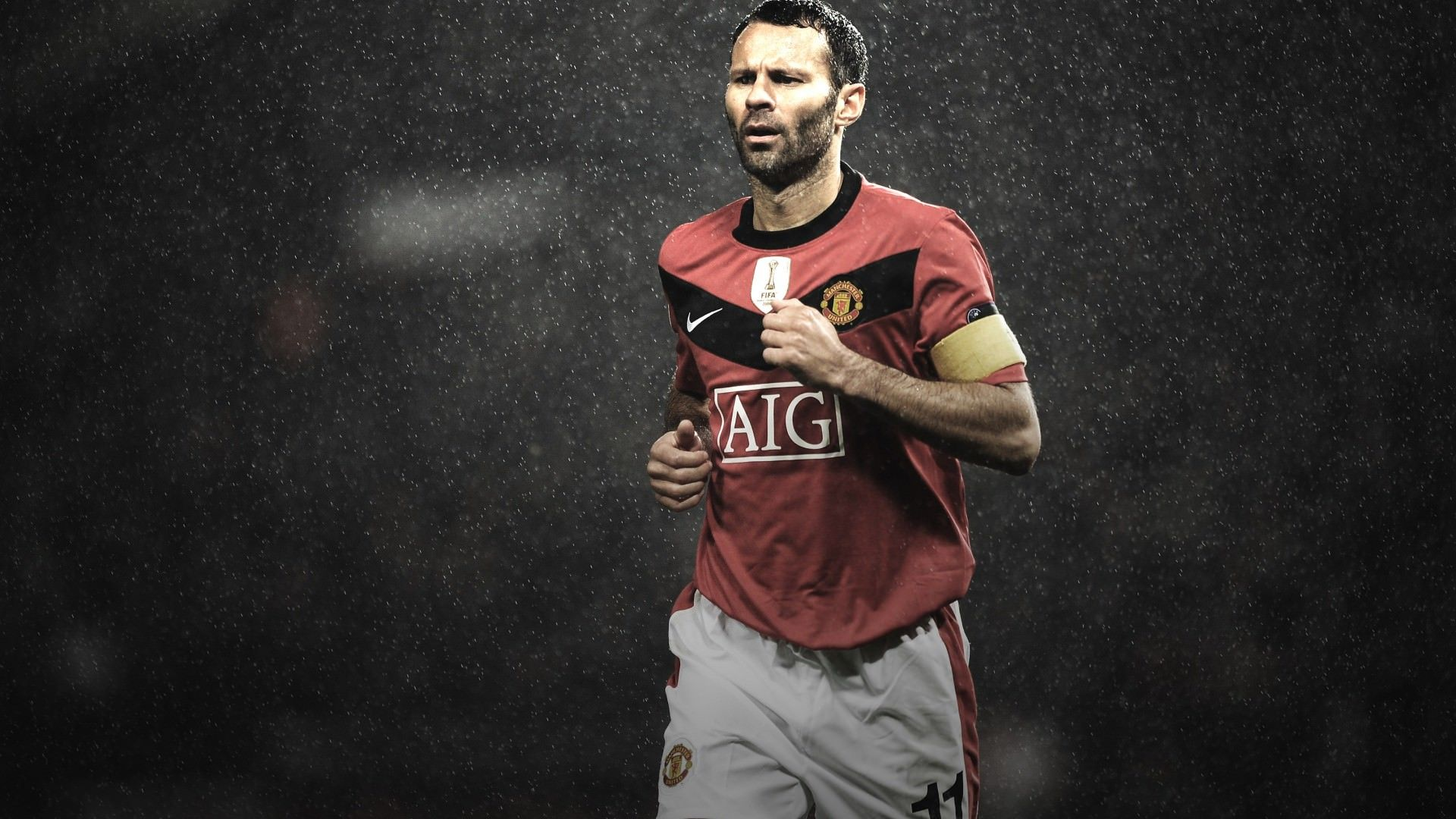Ryan Giggs Manchester United Legend Wallpaper Football Wallpapers Hd Manchester United Legends Manchester United Football Wallpaper