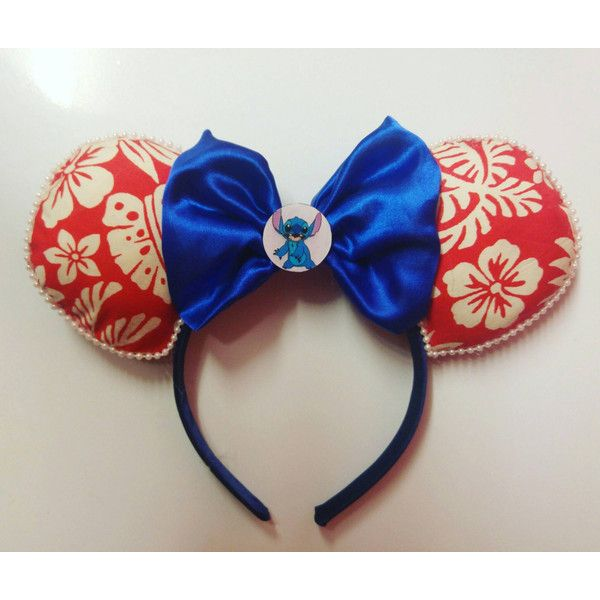 Ohana Ears ($20) ❤ liked on Polyvore featuring accessories