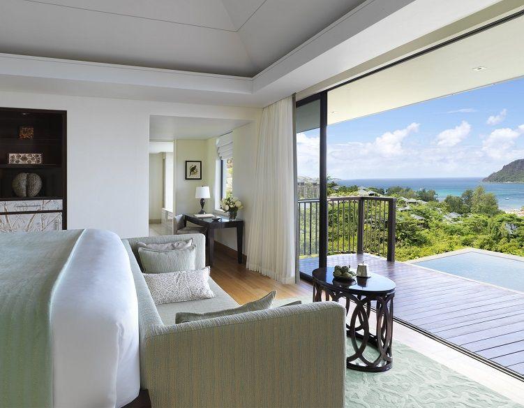 Seychelles Resort - Praslin Luxury Hotel - Raffles ...