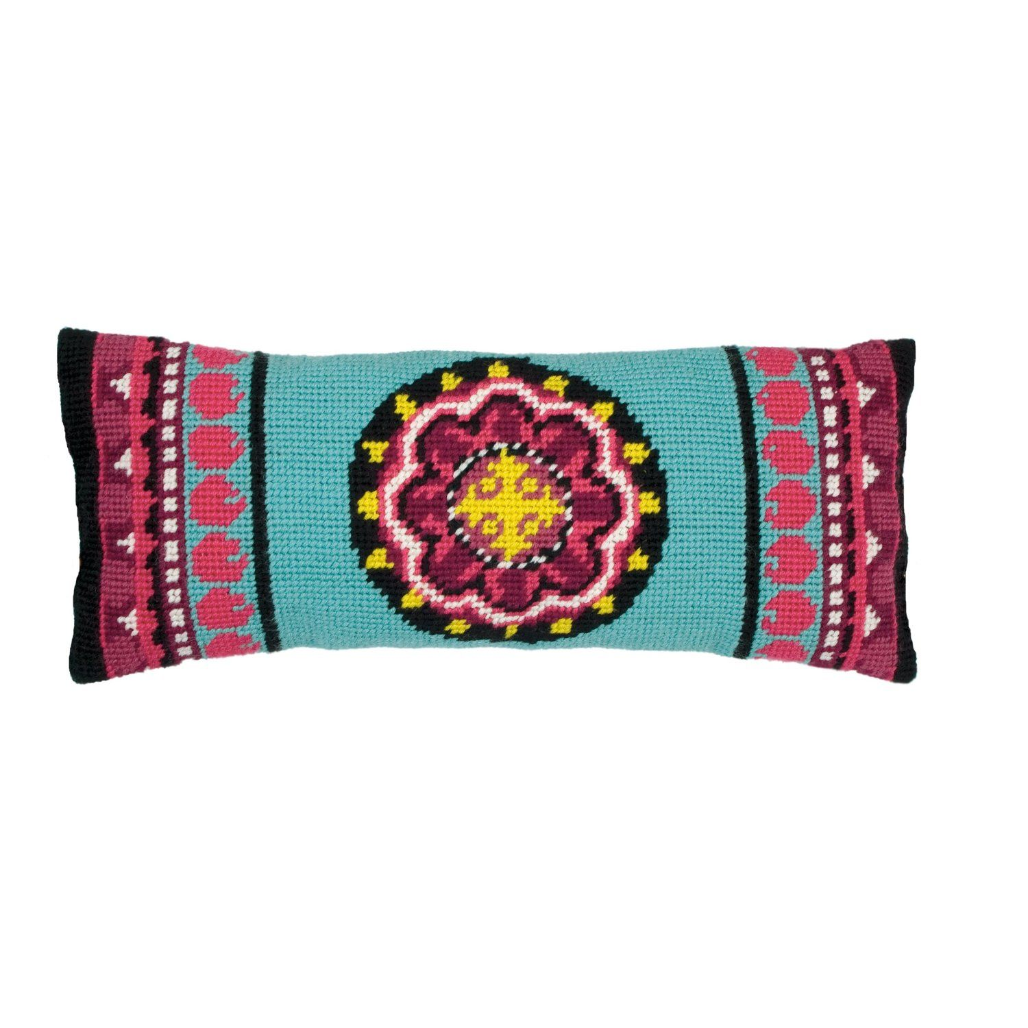 Anchor Living Moroccan Bolster Tapestry Kit Co Uk