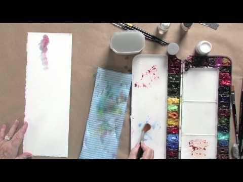 Preview Watercolor Techniques for Colorful Shadows from http://ArtistsNetwork.tv now!  Join Anne Abgott for some great watercolor tips for brushwork, masking, mingling color, and working wet-into-wet, as she shows you how to paint colorful watercolor shadows. Then visit http://ArtistsNetwork.tv for access to the full-length video.