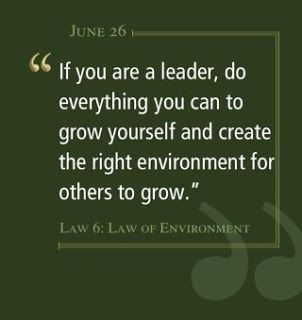 Educational Leadership Quotes If You Are A Leader Do Everything You Can To Grow Yourself And