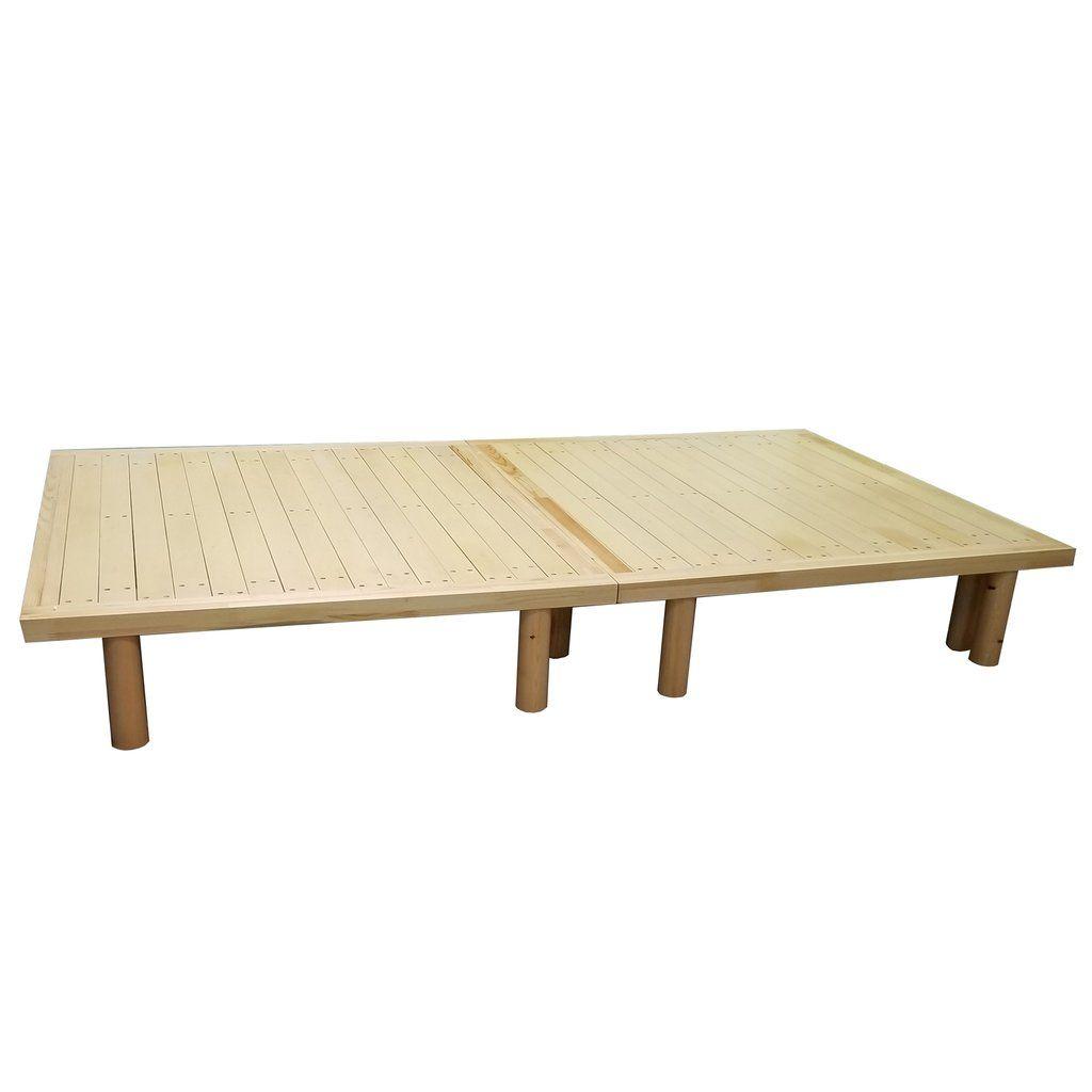 Adjustable Platform In 2020 Adjustable Bed Frame Tiny House