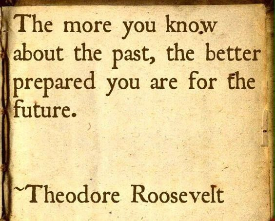 Home | Education&Knowledge | History quotes, Quotes, Roosevelt quotes