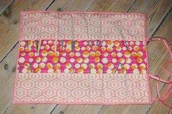 knitting needle case pattern pdf